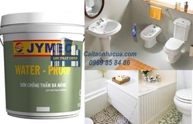 Biện pháp sơn chống thấm nhà vệ sinh-1