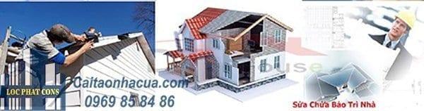 Dịch vụ cải tạo sửa chữa nhà cũ trọn gói tại Hà Nội