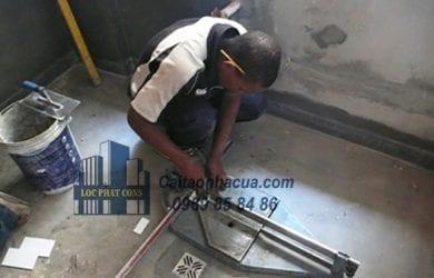 Dịch vụ chống thấm nhà vệ sinh tại quận Cầu Giấy