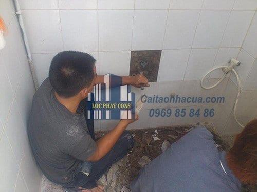 Dịch vụ chống thấm nhà vệ sinh tại quận Hoàn Kiếm-1