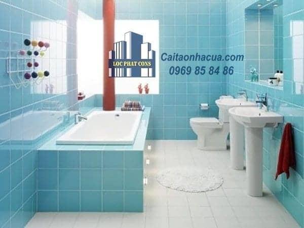 Dịch vụ chống thấm nhà vệ sinh tại quận Hoàn Kiếm