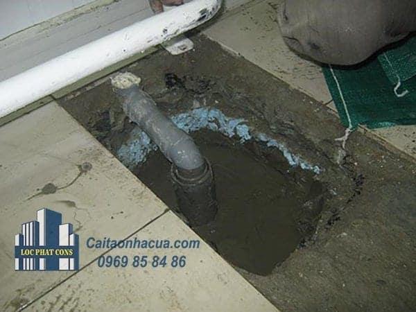Dịch vụ chống thấm nhà vệ sinh tại quận Tây Hồ-1