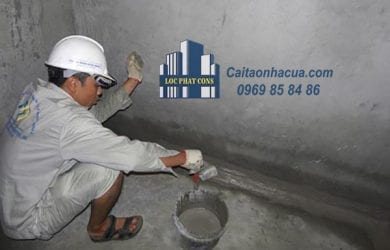 Dịch vụ chống thấm nhà vệ sinh tại quận Thanh Xuân-1