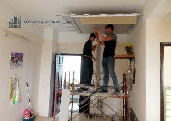 Dịch vụ sửa chữa nhà tại Quận Ba Đình