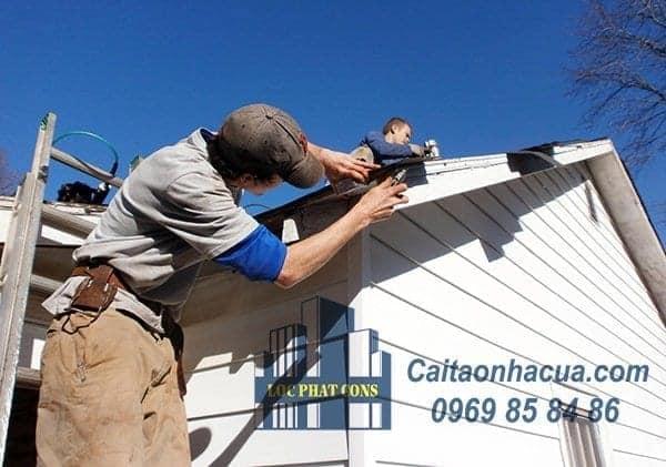 Dịch vụ sửa chữa nhà tại quận Hà Đông