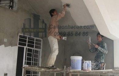 Dịch vụ sửa chữa nhà tại quận Hoàng Mai