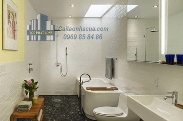 Dịch vụ sửa chữa nhà vệ sinh theo yêu cầu
