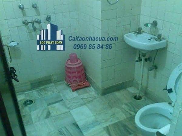 Phương pháp chống thấm nhà vệ sinh hiệu quả nhất
