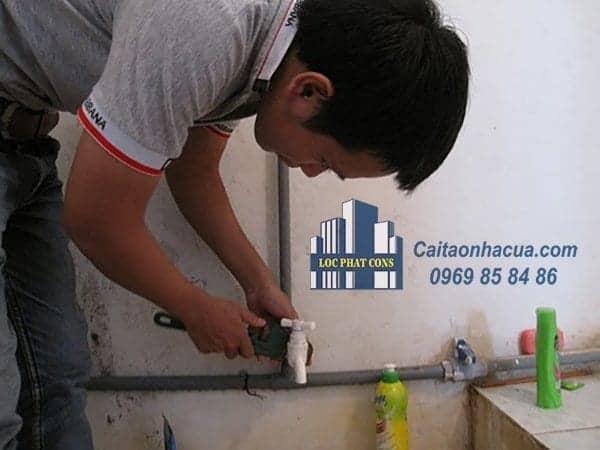 Sửa chữa điện nước tại quận Đống Đa-2