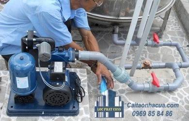 Sửa chữa điện nước tại quận Hoàng Mai-1