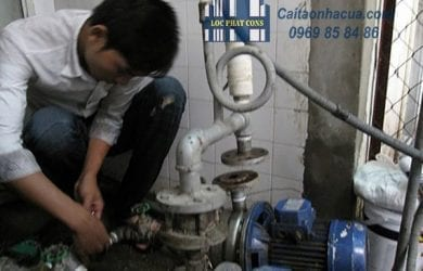 Sửa chữa điện nước tại quận Nam Từ Liêm-1