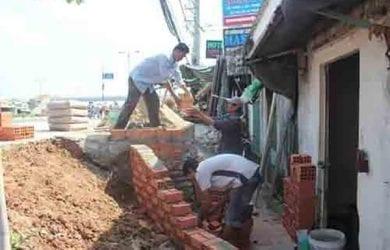 Cải tạo nền nhà