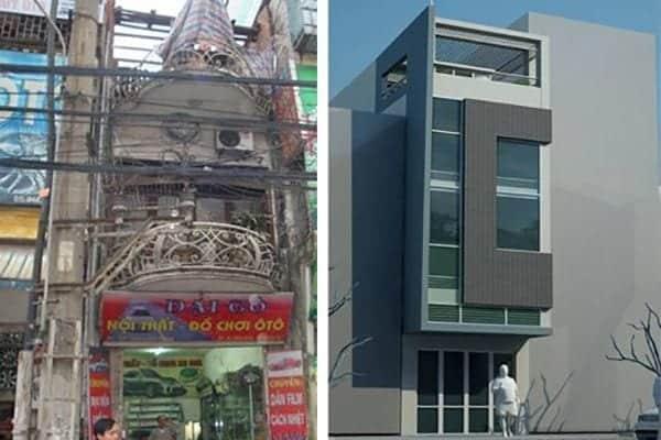 Cải tạo nhà 1 tầng-1