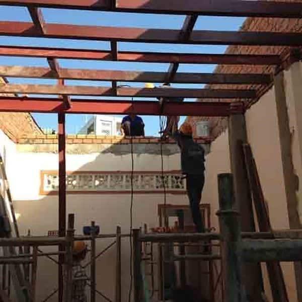 Cải tạo nhà 2 tầng-1