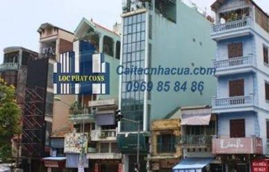 Dịch vụ sửa chữa cải tạo nhà phố