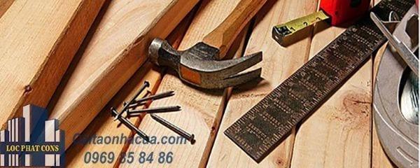 Dịch vụ sửa chữa nhà chung cư
