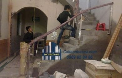 Đơn vị thi công cải tạo nhà ống chuyên nghiệp tại Hà Nội
