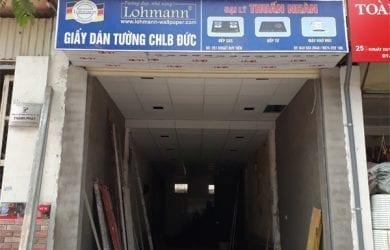 Sửa chữa, ốp lát, trần thạch cao cửa hàng VLXD Thuấn Nhàn-2