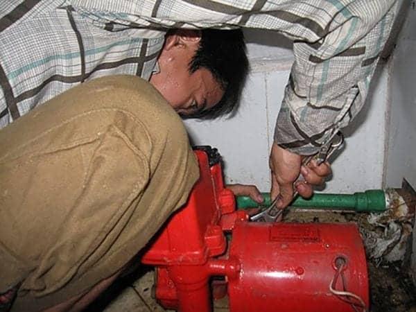 Sửa điện nước tại nhà cực kì nhanh chóng tiện lợi