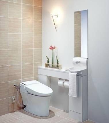 nhà vệ sinh theo phong thủy