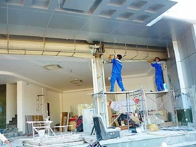 phương án sửa chữa nhà cửa nhanh gọn