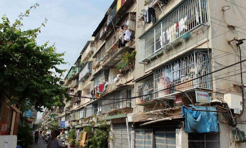 Nhu cầu cải tạo nhà ở tại Hà Nội