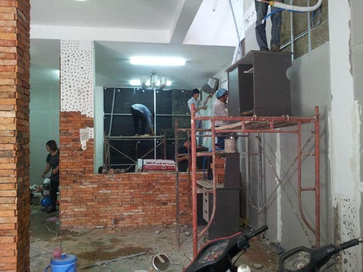 Cần lưu ý điều gì trước khi sửa chữa nhà ống