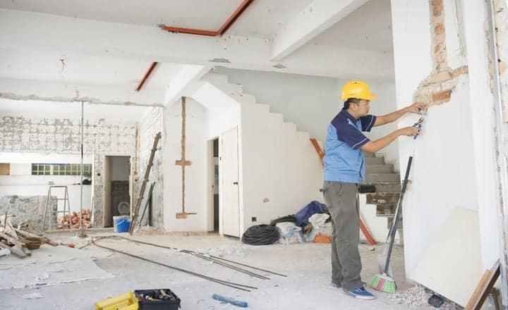 Sửa chữa nhà ở trọn gói tại hà nội