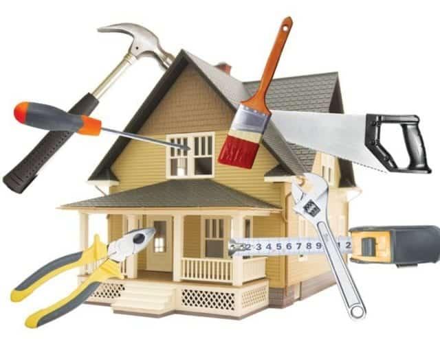 Sửa chữa nhà phố nhu cầu thiết yếu của nhiều gia đình