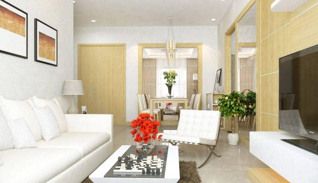 Dịch vụ sửa nhà chung cư chất lượng tại Lộc Phát