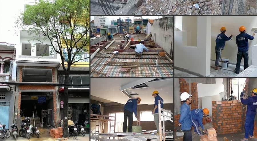 Sửa chữa nhà ở tại quận Hoàng Mai