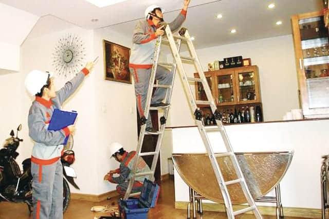 Lộc Phát đơn vị sửa nhà chuyên nghiệp uy tín tại Đống Đa