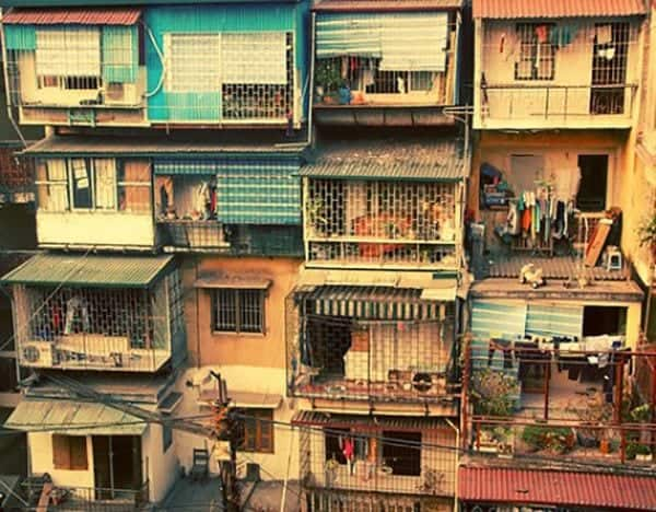 Dịch vụ sửa nhà tập thể cũ tại Hà Nội của Lộc Phát