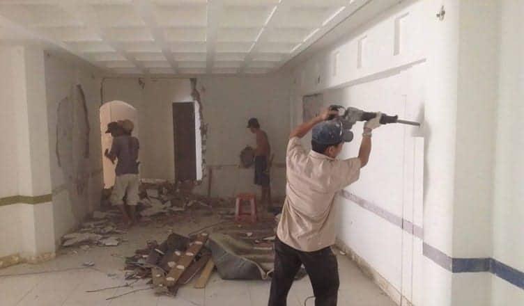 Sửa nhà tại Đống Đa uy tín chất lượng