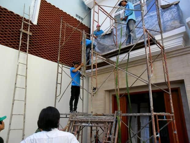 Dịch vụ sửa nhà được chú trọng hiện nay