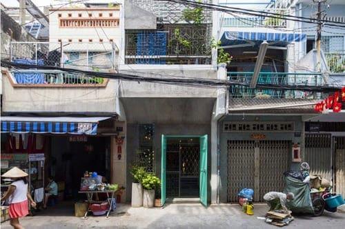 Sửa chữa nhà phố cải tạo không gian nhà ở