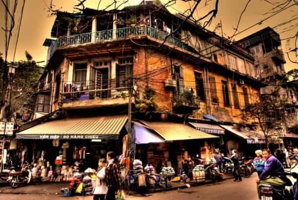 Sửa nhà phố cổ nhu cầu ngày càng tăng cao