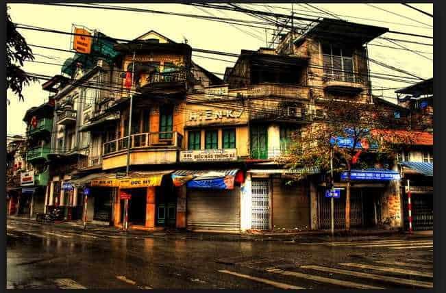 Sửa nhà phố cổ tại Hà Nội