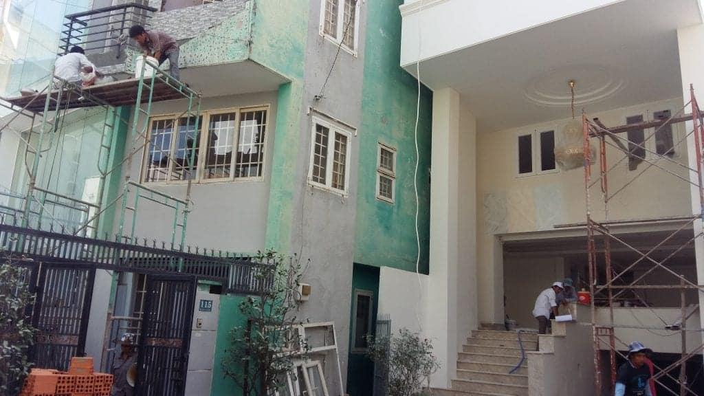 Sửa nhà tại quận Cầu Giấy nhu cầu thiết yếu hiện nay