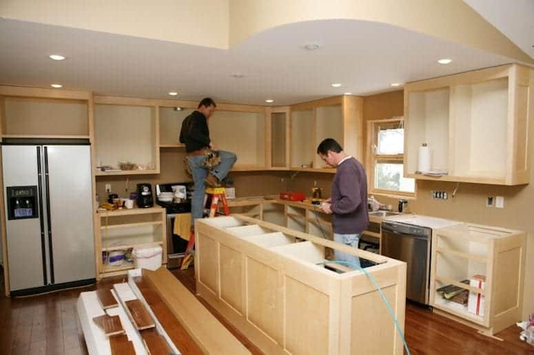 Sửa chữa nhà chung cư dễ hay khó
