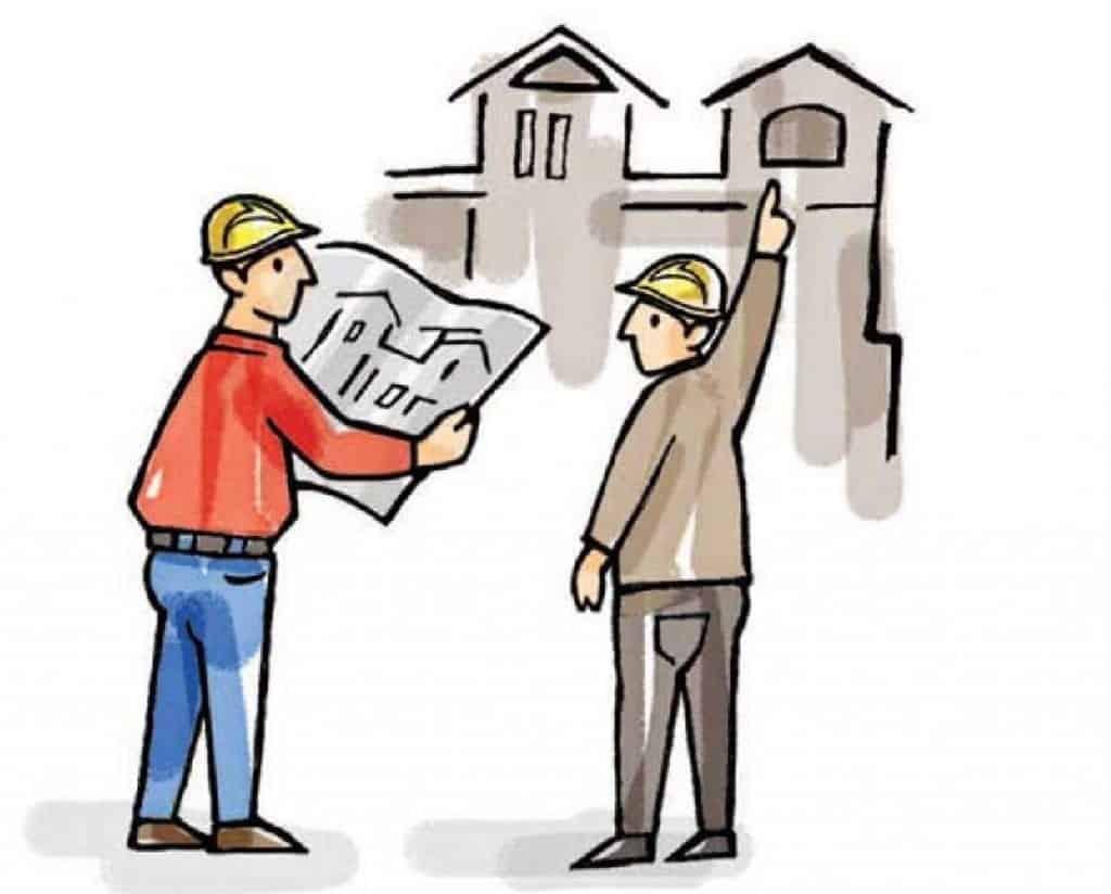 Sửa chữa cải tạo nhà ống cũ nhu cầu thiết yếu của hộ gia đình