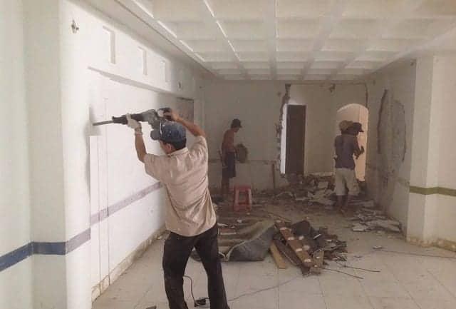 Cải tạo nhà uy tín tại Hà Nội