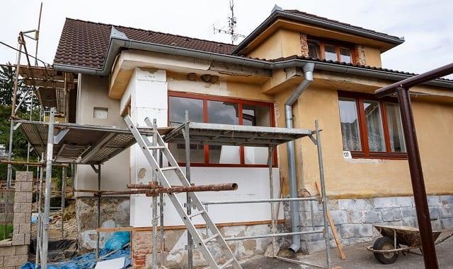 Sửa chữa nhà 3 tầng cải tạo không gian