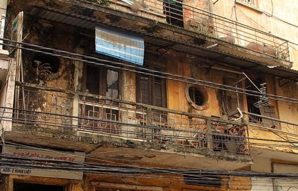 Cải tạo nhà phố cổ lựa chọn đơn vị Lộc Phát