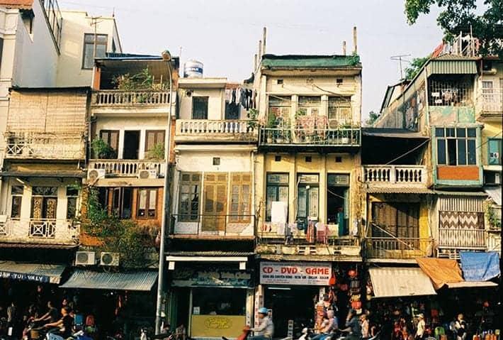 Lựa chọn dịch vụ cải tạo nhà phố cổ của Lộc Phát