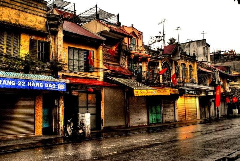 Dịch vụ cải tạo nhà phố cổ uy tín chất lượng tại Hà Nội