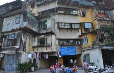 tại sao phải cải tạo chung cư cũ