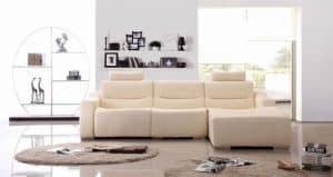 Cách bài trí ghế sofa trong phòng khách sao cho hợp phong thủy