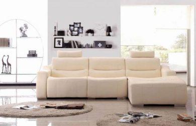 cách bài trí ghế sofa hợp phong thủy