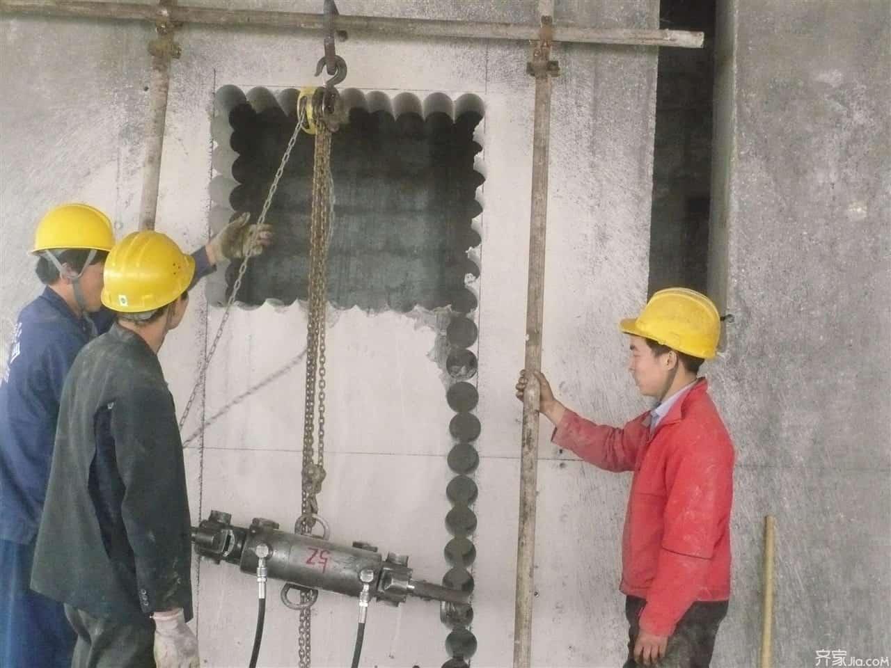 lưu ý khi phá dỡ tường trong cải tạo nhà cũ